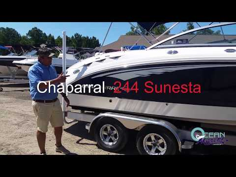 Chaparral 244 Sunesta - Ocean Marine Group - Presented by Chad Davis