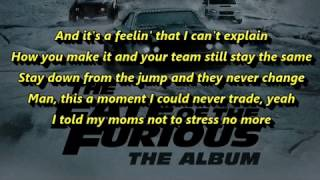 G-Eazy, Kehlani - Good Life (Lyrics) from the Fast and Furious 8 Soundtrack