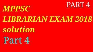 Rajasthan Librarian I Haryana SSC Librarian I NTA NET LIBRARY SCIENCE