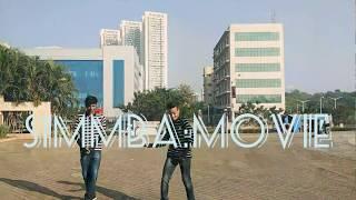 Aankh Marey Dance / Simmba / Ranveer Singh / Sara Ali Khan/ Dance Choreography By Binod Chaudhary