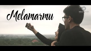 MELAMARMU - BADAI ROMANTIC PROJECT (MUSIC VIDEO COVER) BY WIRLOD MUSIC