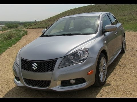 2012 suzuki kizashi sport gts awd drive and review youtube. Black Bedroom Furniture Sets. Home Design Ideas