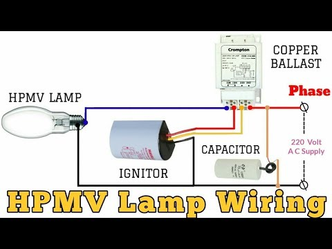 Lamp Ignitor Diagram - Wiring Diagram Schematics on