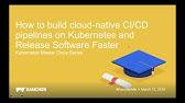 Screencast] JFrog Artifactory HA cluster deployment in