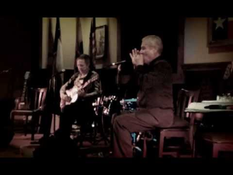 "Ron Hacker & Andy Santana / Robert Johnson's ""Come On In My Kitchen"" / Back Forty BBQ"