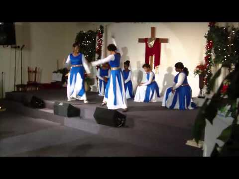 Take Me To the King Christmas 2012 theme dance 2