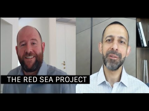 The Red Sea Development Company - digital journey, technologies and future plans | Industry Spectrum