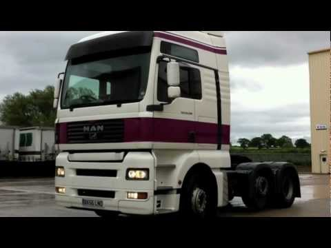 Man Xxl Truck Tractor Unit For Sale Via Ebay With Mikeedge7 Youtube