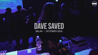 Dave Saved Boiler Room x The Italian New Wave