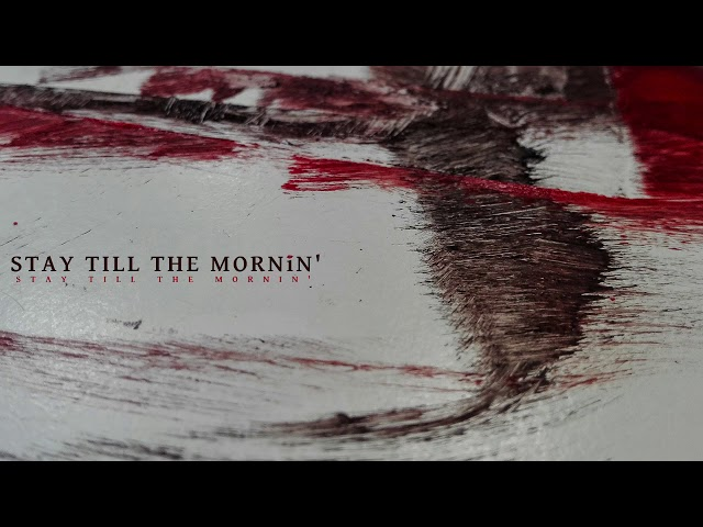cuben - STAY TILL THE MORNIN (by The Temptations)