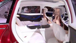 """""""Un petit peu comme un hôtel de luxe"""", découvrez le SUV Limousine créé par Maybach"""