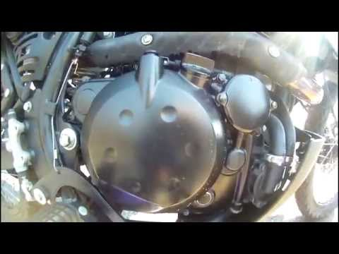 KLR 250 with KLR 650 shock replacement instructions | Doovi