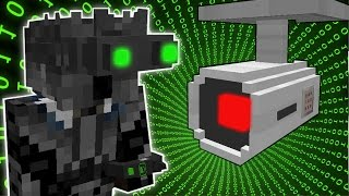 Minecraft: THE CRAZY BREAK IN - THE HEIST - Custom Map