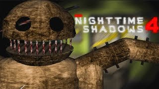 LABER MICH NICHT VOLL | NIGHTTIME SHADOWS 4 | LET'S PLAY INDIE HORROR | FACECAM