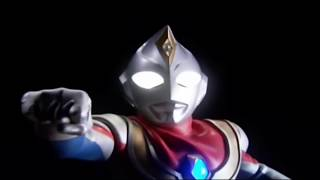 Ultraman Dyna Project DMM Opening