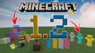 ⭐️Tudo que Chegou na Nova versão Minecraft 1.2 Oficial📥