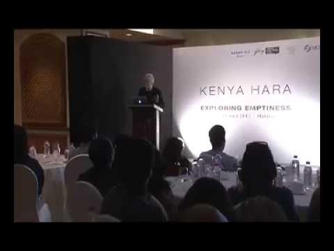 Kenya Hara - Exploring Emptiness