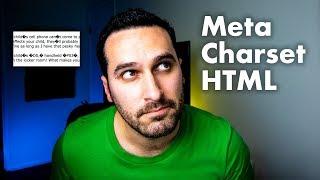 Meta Charset HTML