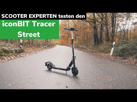 Der IconBIT Tracer Street Im Test! Die Scooter Experten Testen Den Media Markt E-Scooter! (2019)