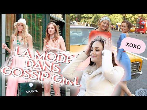 Analyse : la mode dans GOSSIP GIRL