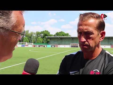 REACTION: Head Coach Justin Edinburgh following the 7-0 win over Harlow Town