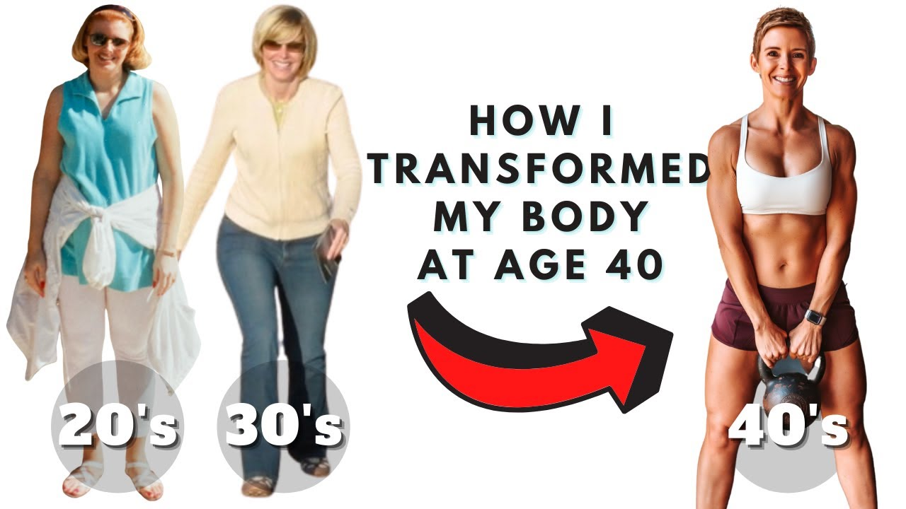 Weight Loss Transformation Motivation 2021   How I Transformed My Body at Age 40