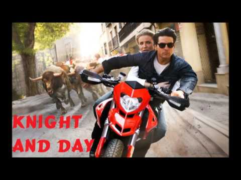 The Black Eyed Peas Someday from Knight and Day