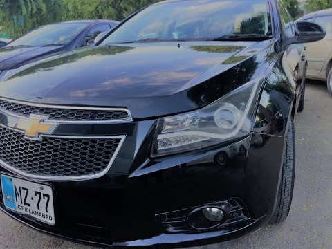 Chevrolet Cruze (2010) Detail Review ||Price, Specs & Features || Pak Rides