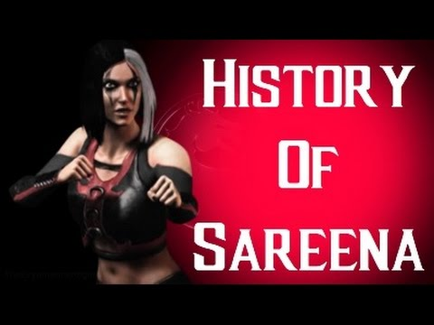 History Of Sareena Mortal Kombat X