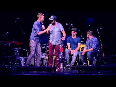 NYC15LOU Pre-Show: Rend Collective Interview