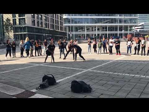 Kpop random dance Stuttgart