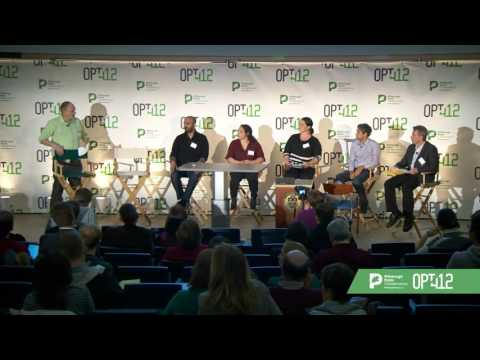 Pittsburgh as a Magnet Panel at OPT412
