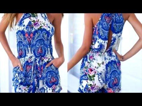Платье шорты своими руками