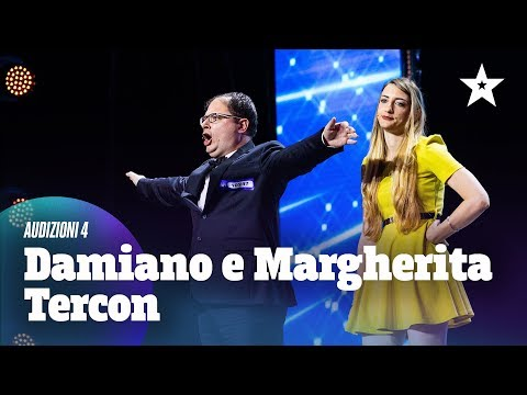 Damiano e Margherita, due insoliti fratelli
