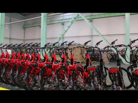 Hangzhou Hifun Ebike Ltd. - Alibaba