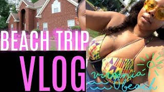 Beach Trip Vlog ♡ | CRYSTAL CHANEL | #2