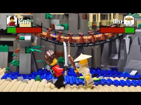 Lego Ninjago Video Game