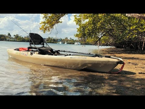 You CAN'T Flip This KAYAK - Saltwater Kayak Fishing (Surprise Catch)!