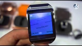 Galaxy Gear, el reloj inteligente de Samsung
