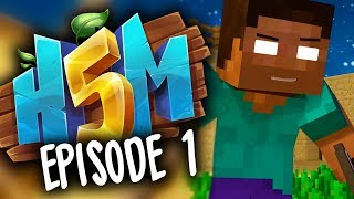 GETTING STARTED! (How To Minecraft S5 Episode 1)