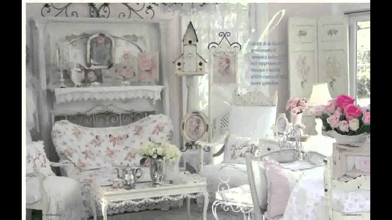 Shabby Chic Bedroom Ideas - YouTube