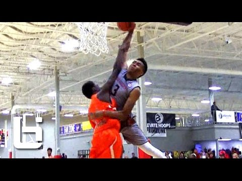 Kris Wilkes & Indy Hoosiers Show OUT At Elevate Hoops Event! Official Mixtape