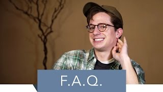 FAQ mit Charlie Puth (Interview)