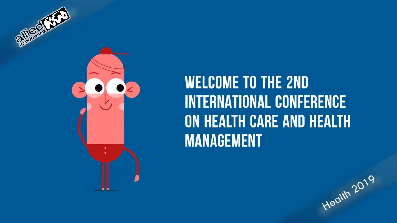 Health 2019 | 2nd International Conference on Health Care