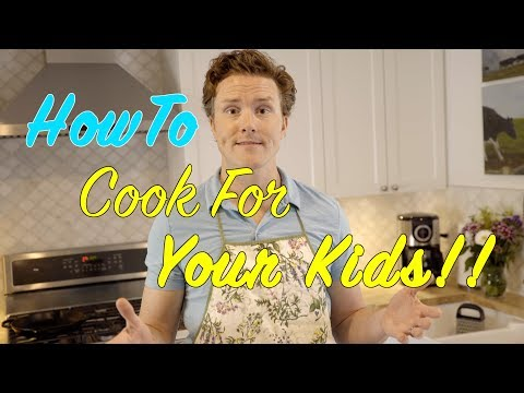 How To Cook For Your Kids! - DIY Cooking Sketch