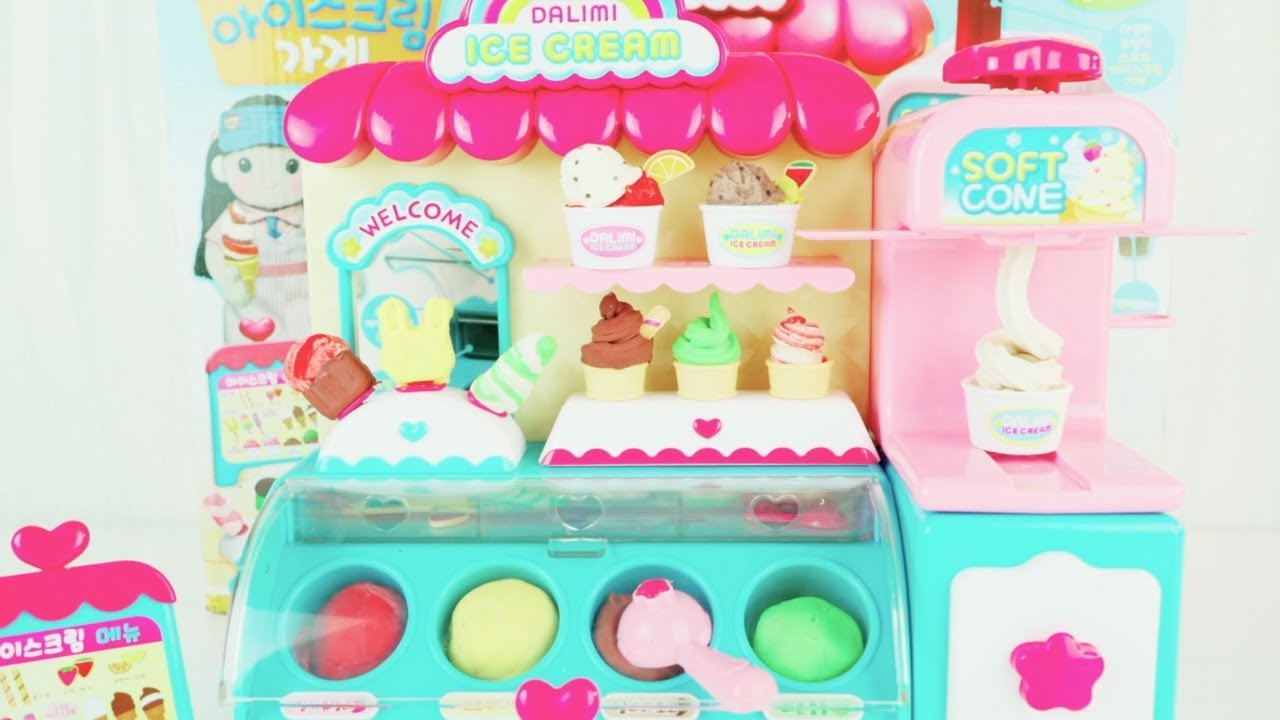 Download ICE CREAM SHOP - MAKE YOUR OWN ICE CREAM CONE, ICE CREAM CUP AND STICK