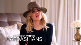 KUWTK | Khloe Kardashian Can't Stand Scott Disick's Attitude | E!