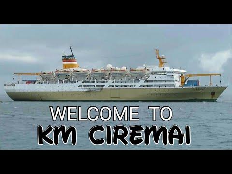 Melihat isi dari Kapal Pelni KM Ciremai (Full HD)