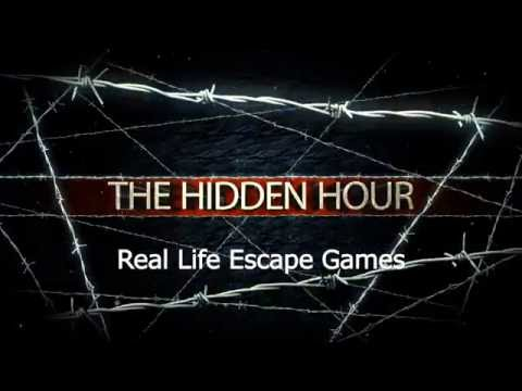 The Hidden Hour - Escape Room Game