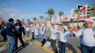 بورسعيد تحتفل بعيدها القومي بحضور المحافظ